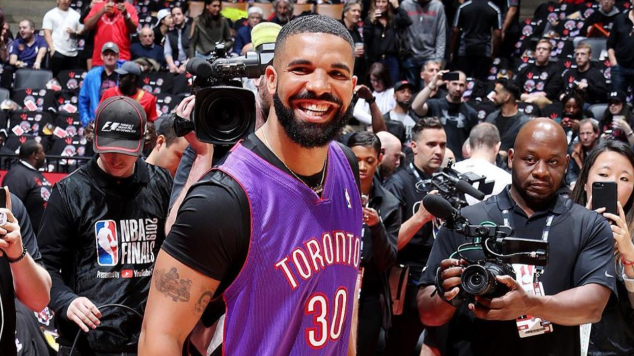 Now Drake Is Putting Raptors Fans On Blast For Applauding Kevin Durant's Injury
