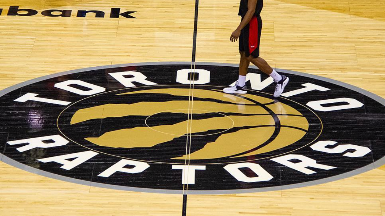 The Raptors Might Lose Their Claw Logo, Thanks To A Legal Battle With Monster Energy