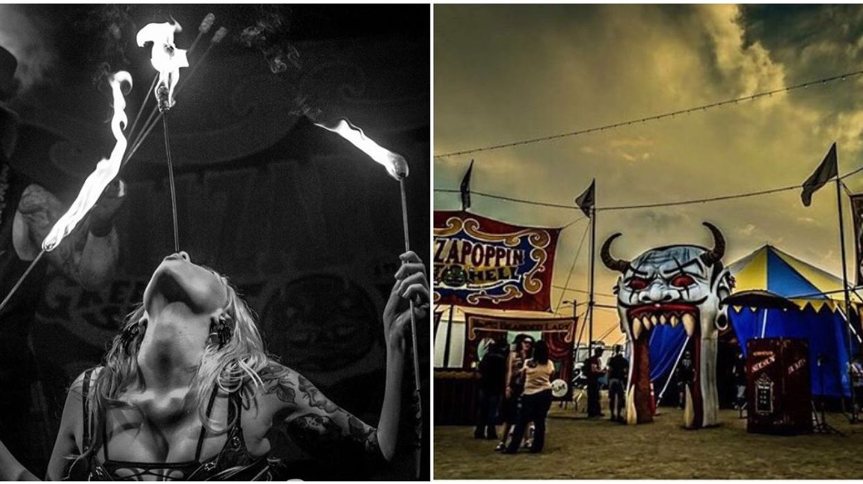 The Wildest Freak Show Is Finally Making Its Way To Jacksonville This Weekend