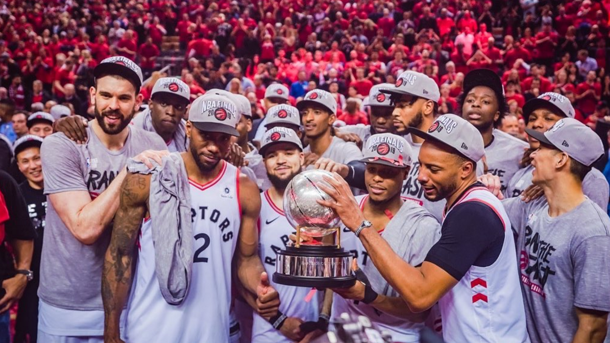 The Toronto Raptors Won The NBA Finals & Canadians Are Going Wild (VIDEOS)