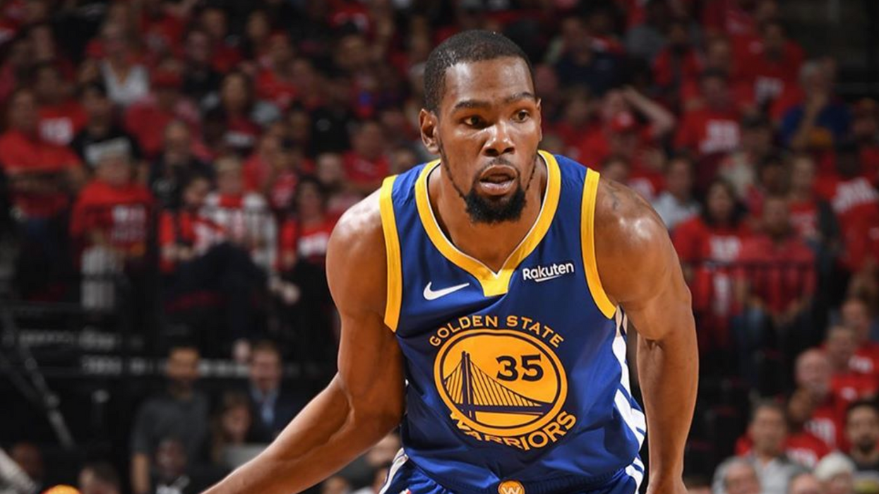 """Warriors Players Slam Canada's """"Classless"""" And """"Trashy"""" Reaction To Kevin Durant's Injury"""