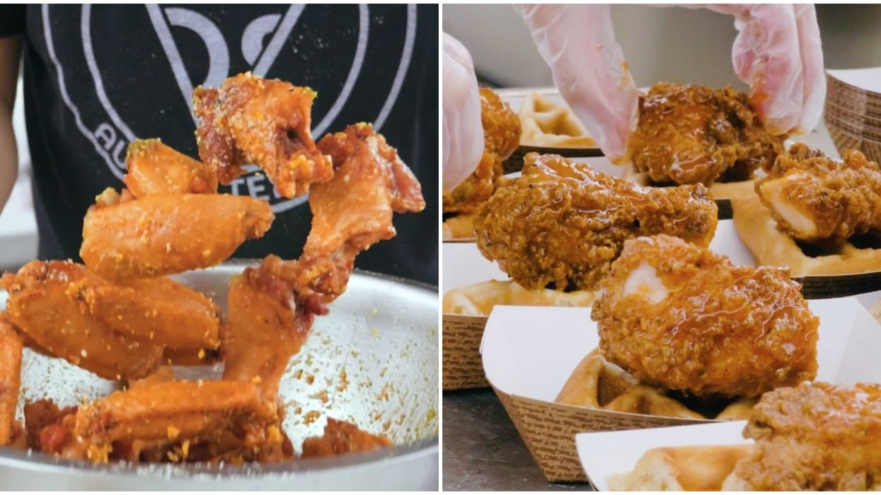You Can Eat Unlimited Wings At This Massive Wing Festival In Austin This Month