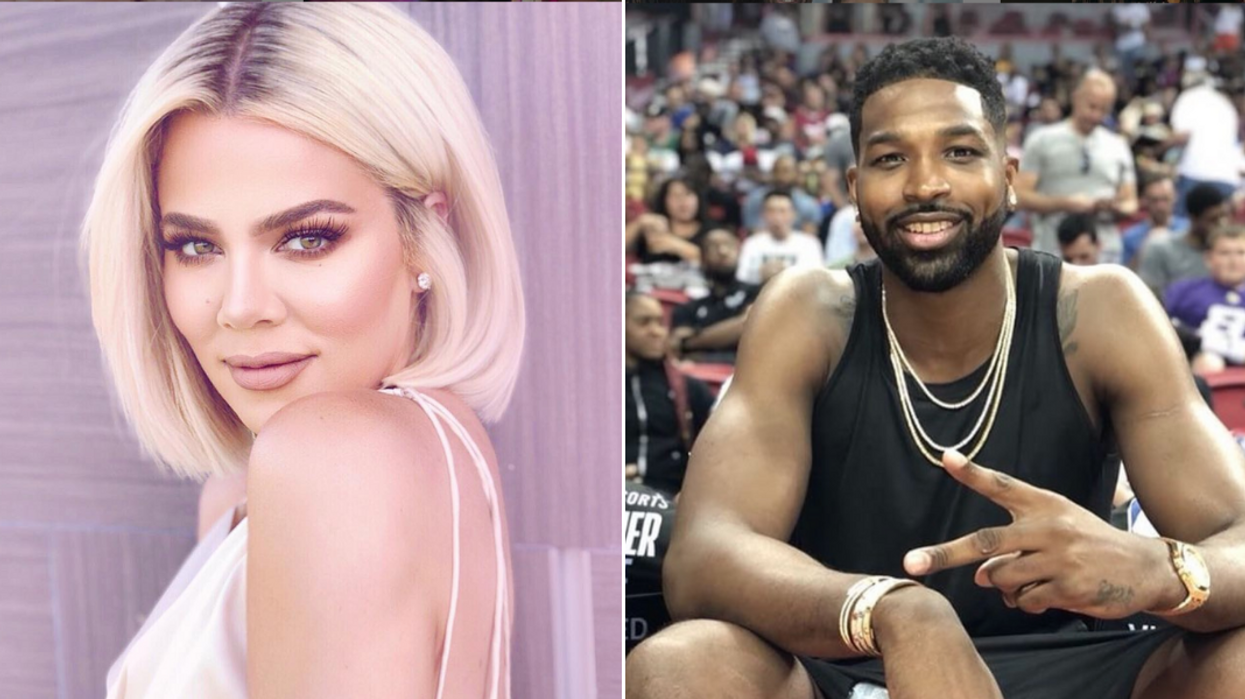 Khloe Kardashian Just Put Tristan Thompson On Blast For Dating Her While His Ex Girlfriend Was Pregnant