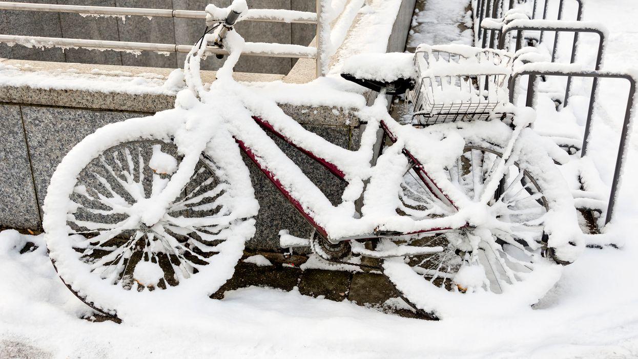De la neige est prévue dans certaines régions du Québec cette semaine et c'est franchement décourageant