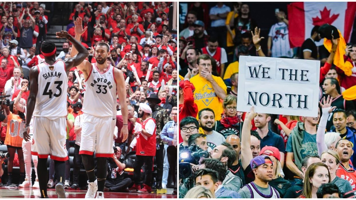 Raptors Game 5 Had Such An Insane, Record-Breaking Viewership That It Beat The Super Bowl