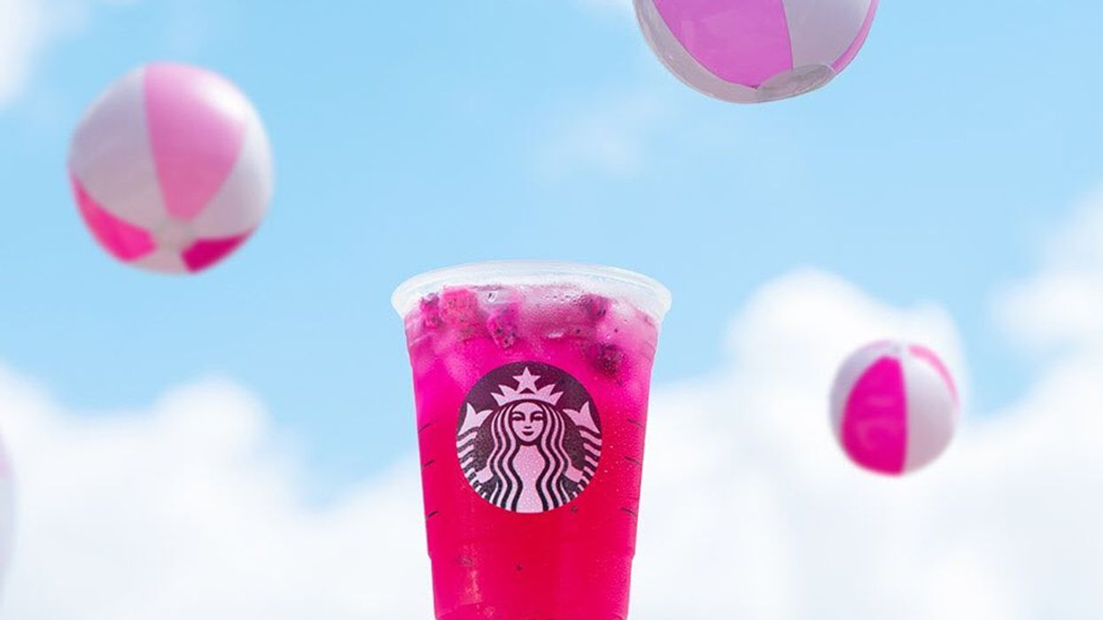 You Can Get 50% Off Starbucks Refreshers Across Canada Today