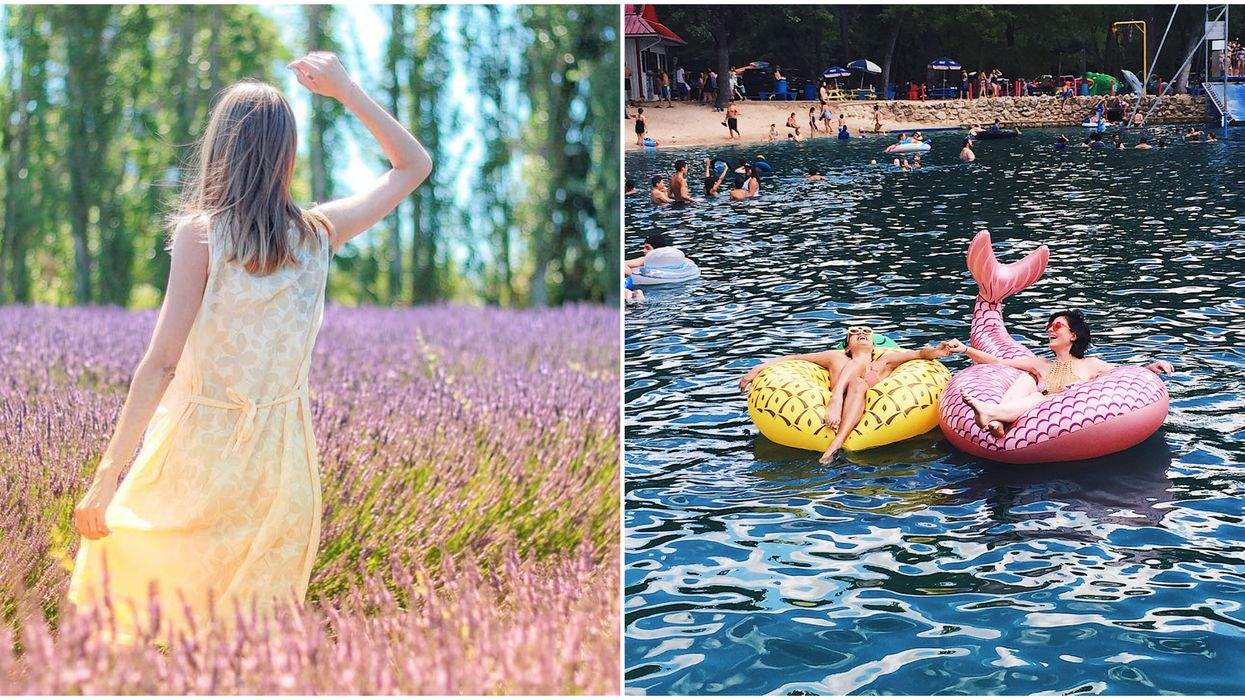 10 Road Trip Destinations You And Your Friends Can Visit This Summer In North Texas