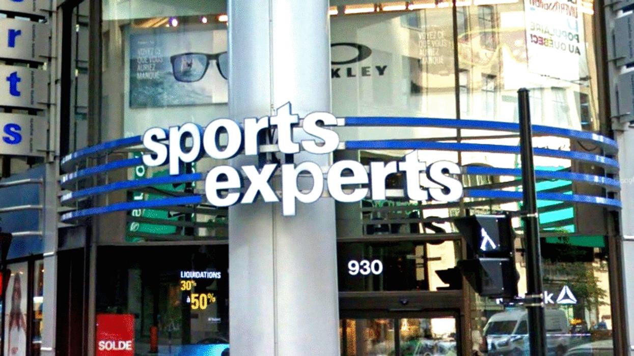 Un nouveau méga Sports Experts va bientôt ouvrir à Québec et ça va être le plus gros de la province