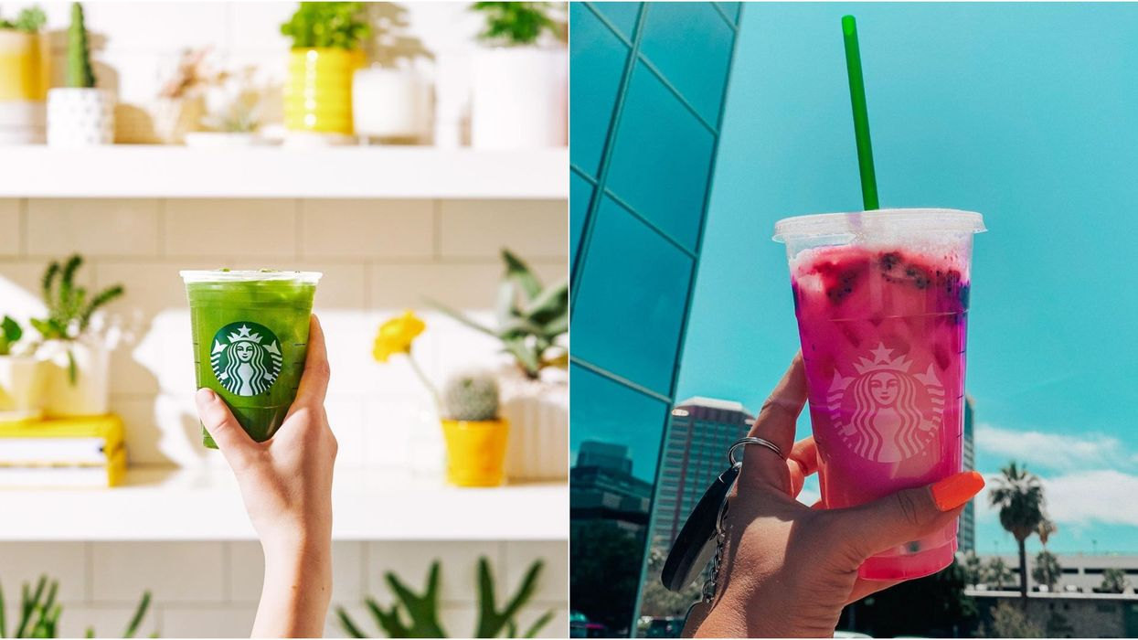Which Starbucks Iced Drink Should You Get This Summer Based On Your Zodiac Sign