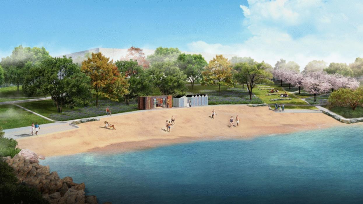 La nouvelle plage de Verdun ouvre enfin dès la semaine prochaine et un beach party est organisé pour célébrer le tout