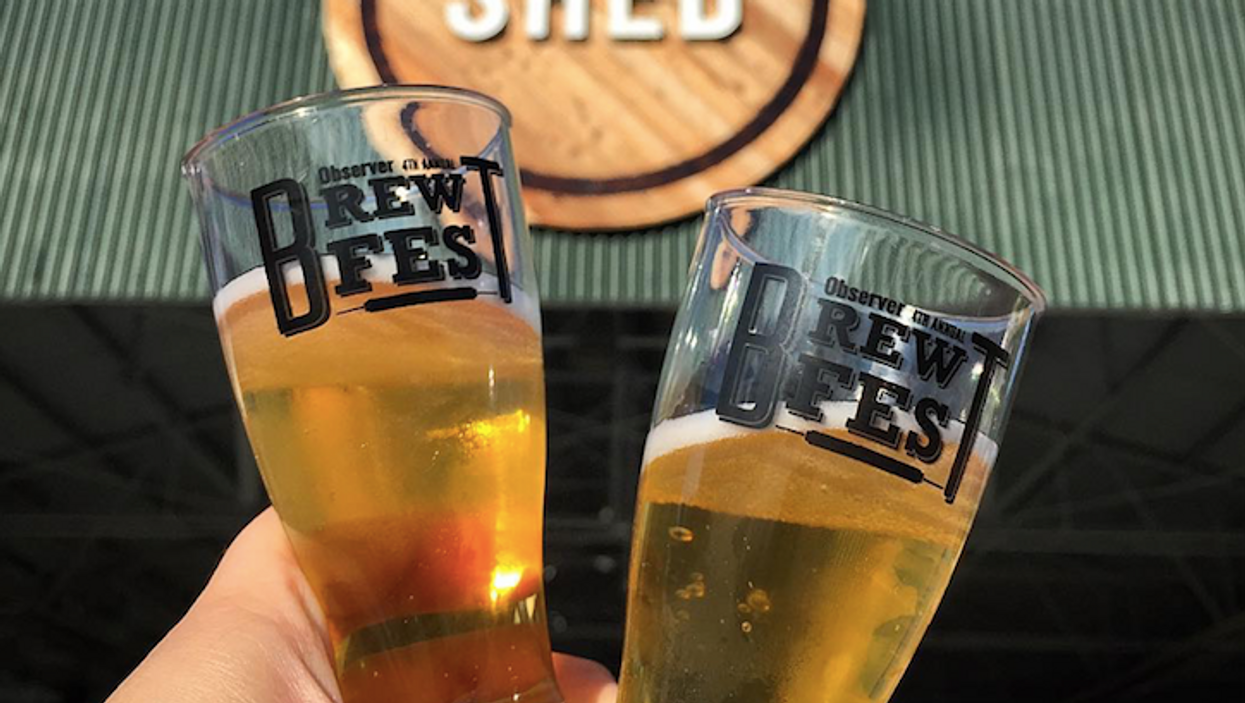 Dallas Is Having A Massive Brew Fest With Over 500 Beers This Fall