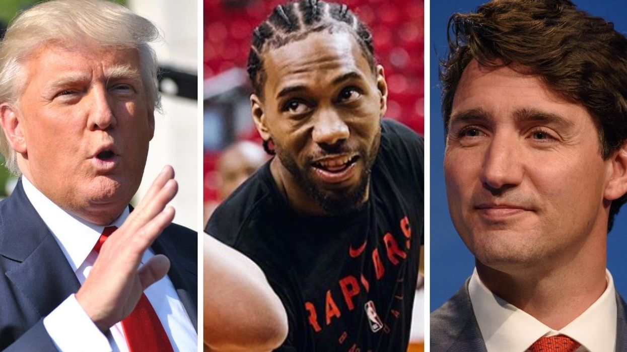 The Raptors Won't Have To Visit The White House If They Take Home The Championship Tonight