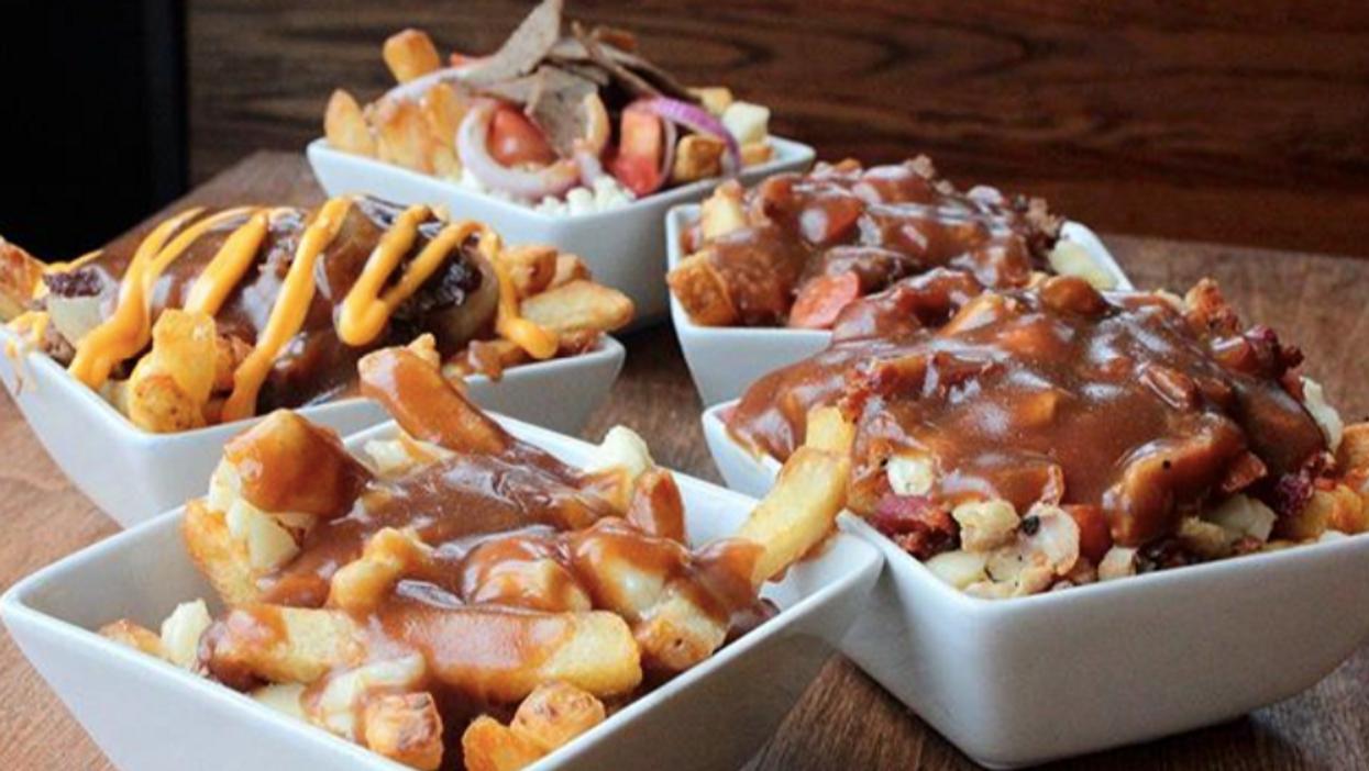 Ce nouveau restaurant sur la Rive-Nord de Montréal offrira des poutines à 1$ la semaine prochaine