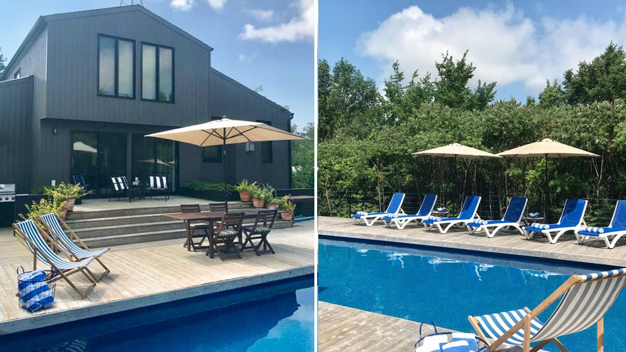 This Cottage Retreat In Ontario Is Perfect For A Huge Group And It's Super Cheap