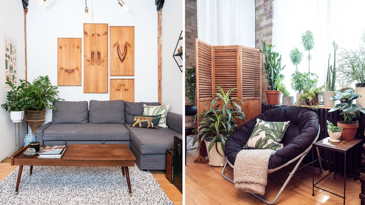 This Sunny Airbnb In Toronto Is A Plant-Lover's Paradise