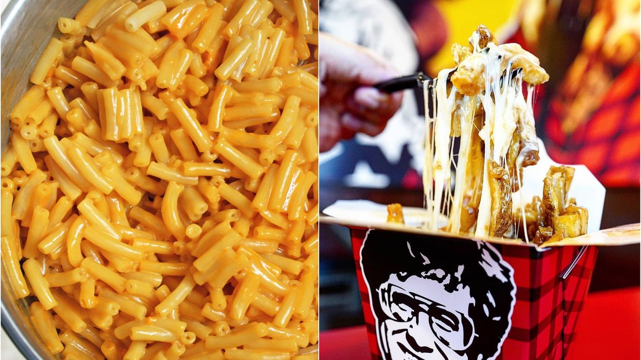 KD Wants To Team Up With Smoke's Poutinerie To Create An Epic Canadian National Dish