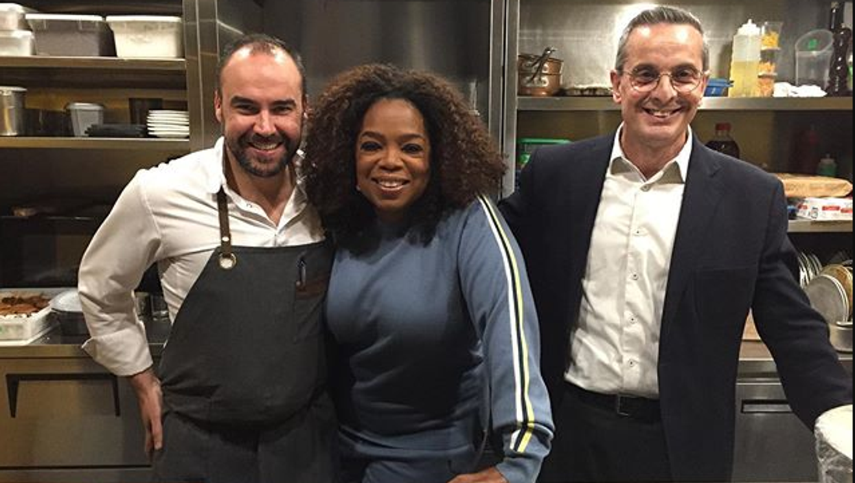 Oprah Winfrey a été aperçue dans ce restaurant populaire de Montréal