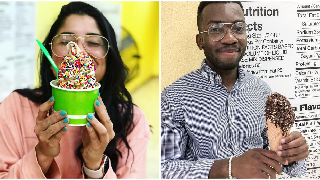 This Delightful Ice Cream Parlor In Tampa Will Satisfy Your Sweet Tooth Without Breaking Your Diet