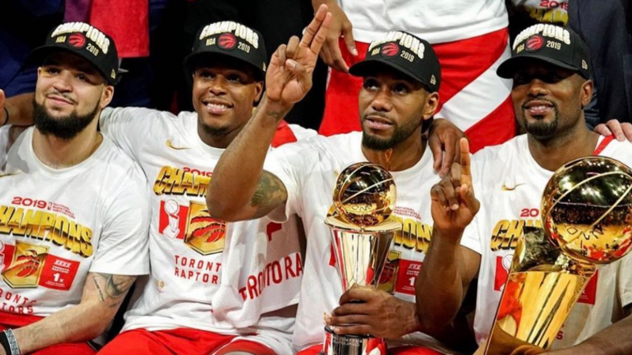 Report: Kawhi Leonard's Not Likely To Sign With The Lakers, But 1 Of These 2 Teams Instead