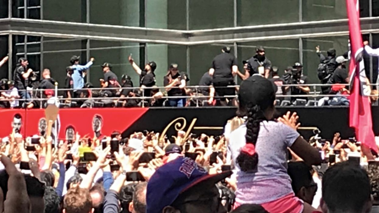 4 Victims Shot At Raptors Parade & Toronto Police Are Asking Witnesses To Come Forward