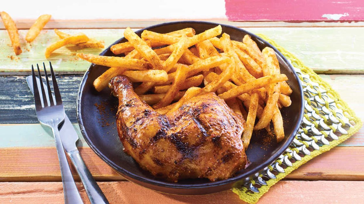 You Can Get Free Nando's Chicken This Sunday In Alberta