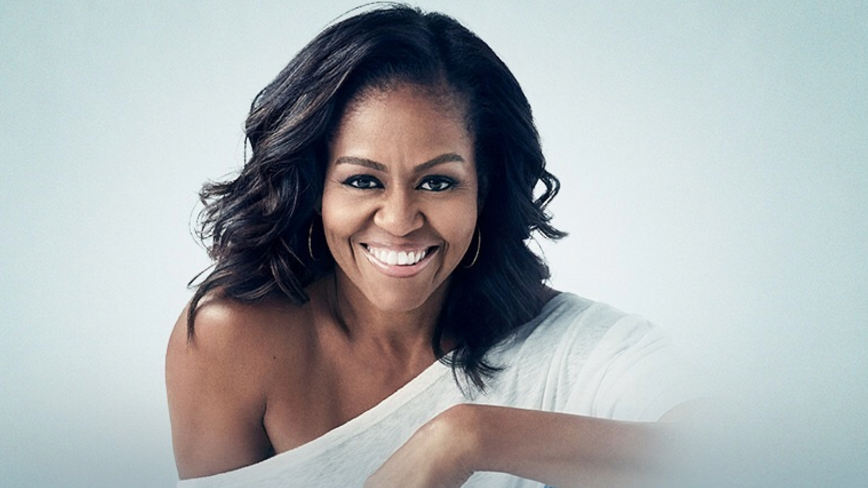 Michelle Obama Is Coming Back To Ontario & Tickets Are A Lot Cheaper This Time