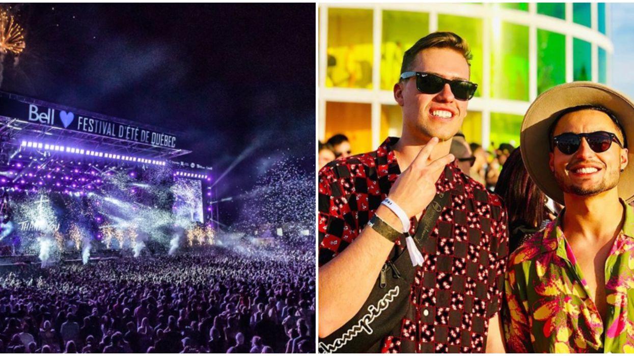 L'après-show 18 ans + du Festival d'été de Québec s'annonce aussi excitant que le show lui-même