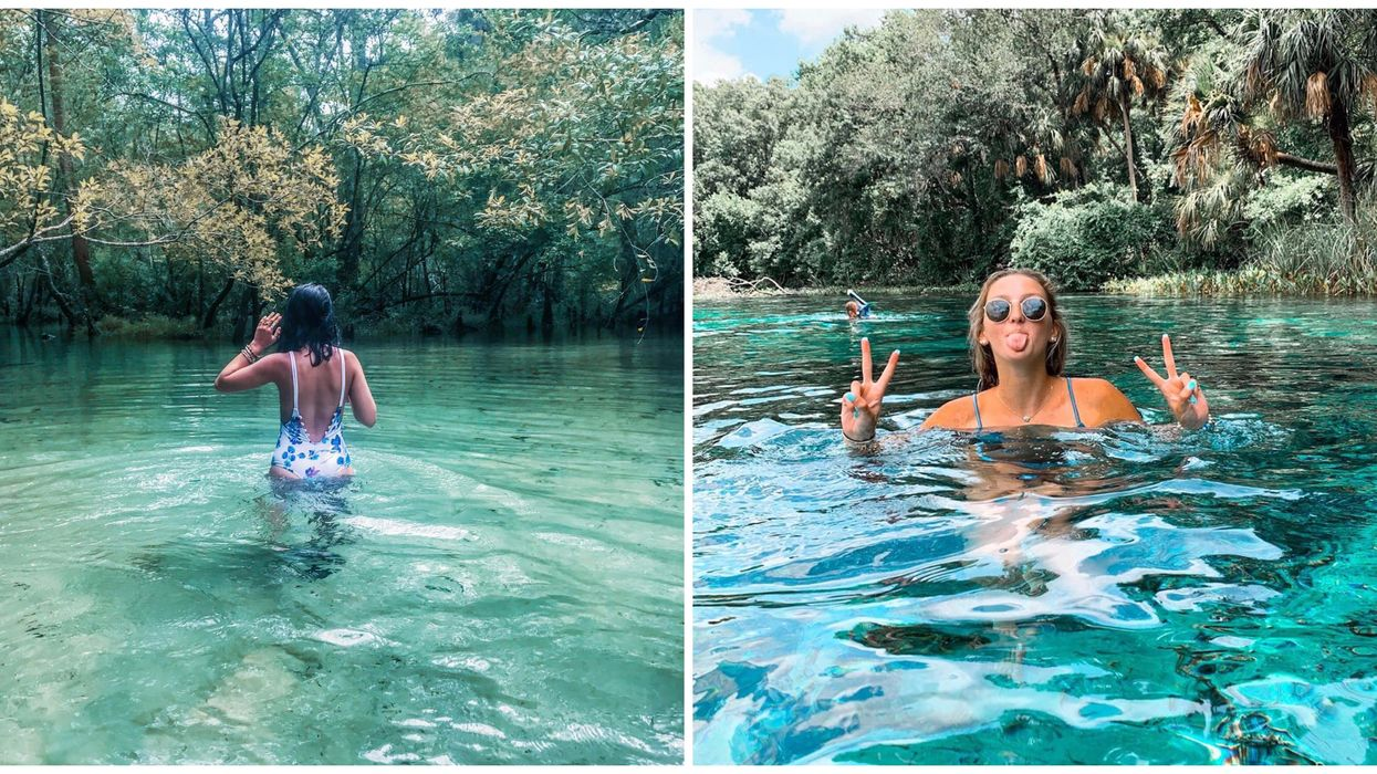 Summer is here and you're planning out your road trip destinations! Undoubtedly, one of the best ways to relax after a long drive is to take a dip at one of Florida's clearest springs.  So no matter if your final destination leads to a beach or a city, whether you are looking for a paddleboard experience or just the perfect underwater shot, here are the seven best natural springs in Florida to make your summer spectacular.