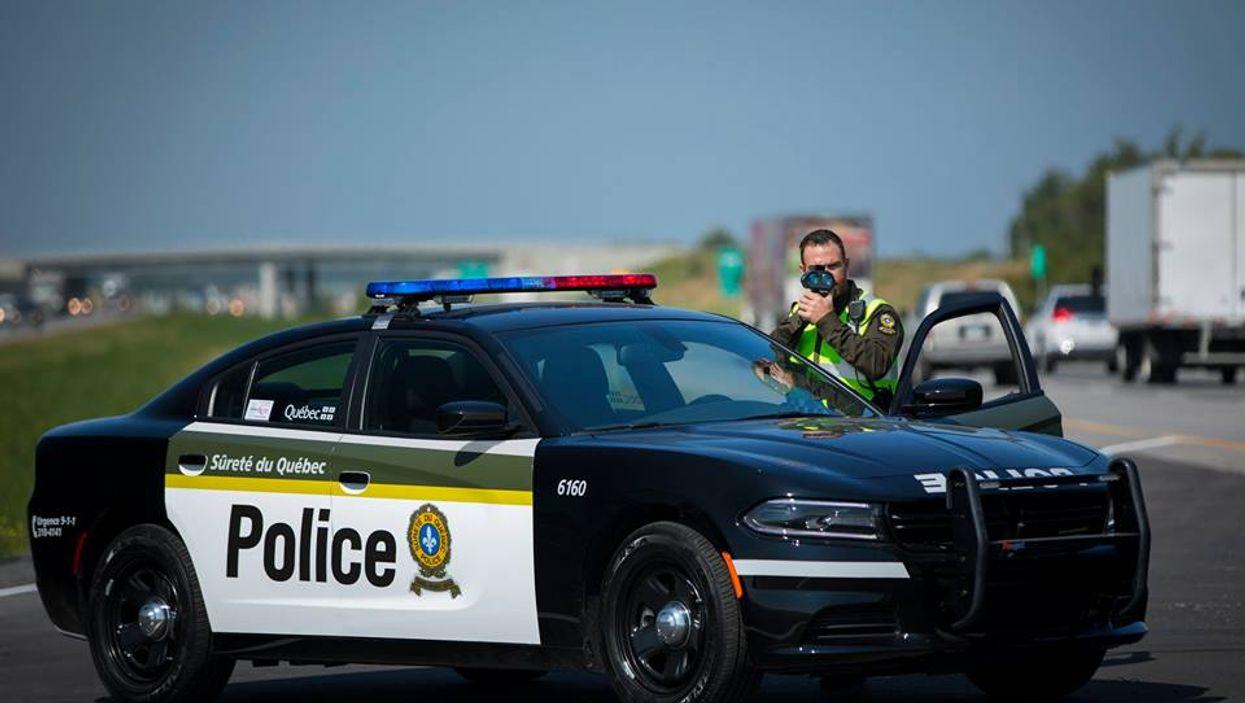 Tu risques de croiser beaucoup de policiers au Québec dans la prochaine semaine et ça pourrait te coûter cher