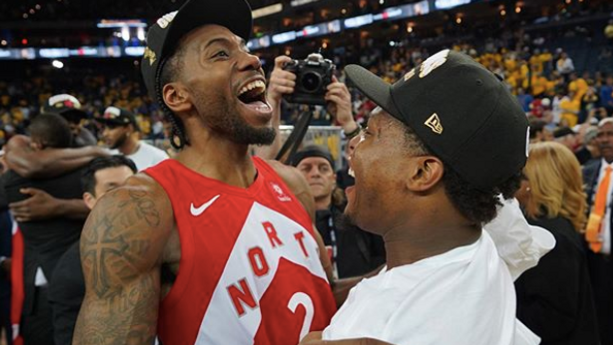 A Petition Has Officially Been Created To Keep Kawhi Leonard In Toronto And Even The Mayor Has Signed It