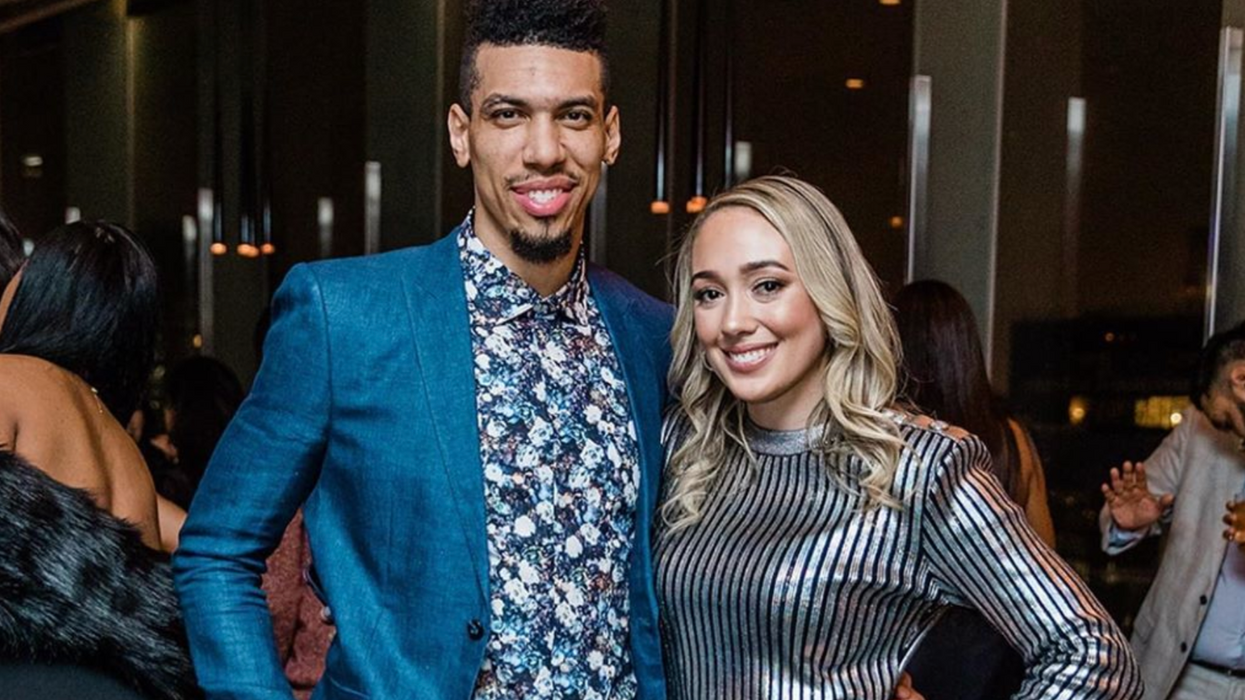 Danny Green & His GF Gush About Each Other On Instagram With The Cutest Tribute Posts