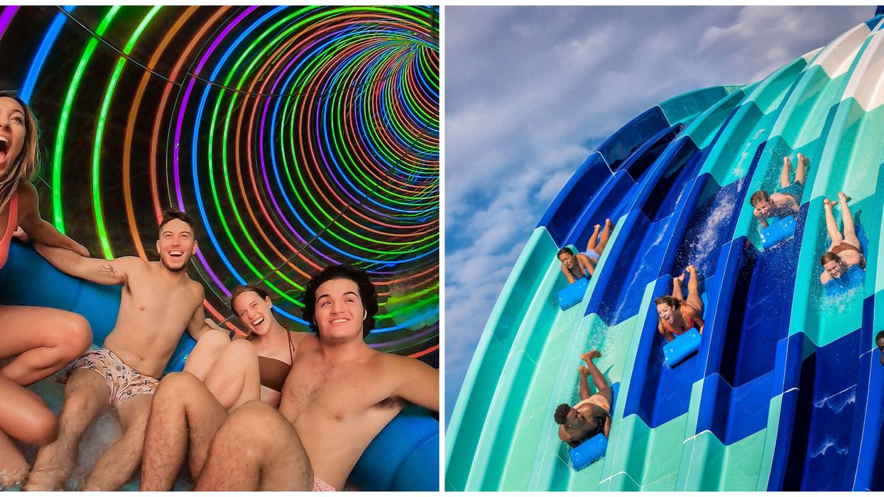 You Can Literally Customize Your Experience At This New Amazing Island-Inspired Water Park In Orlando