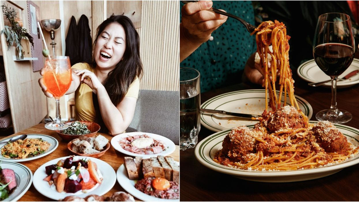 6 Best Restaurants In Vancouver You Have To Bring A Date To If They Love Pasta
