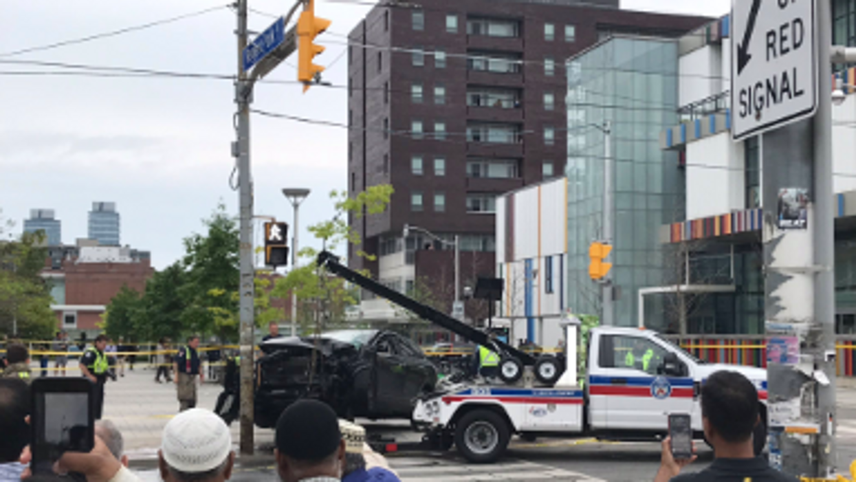 Impaired Hit And Run Crash In Toronto Kills 39-Year-Old Woman, Reportedly Mother Of Three