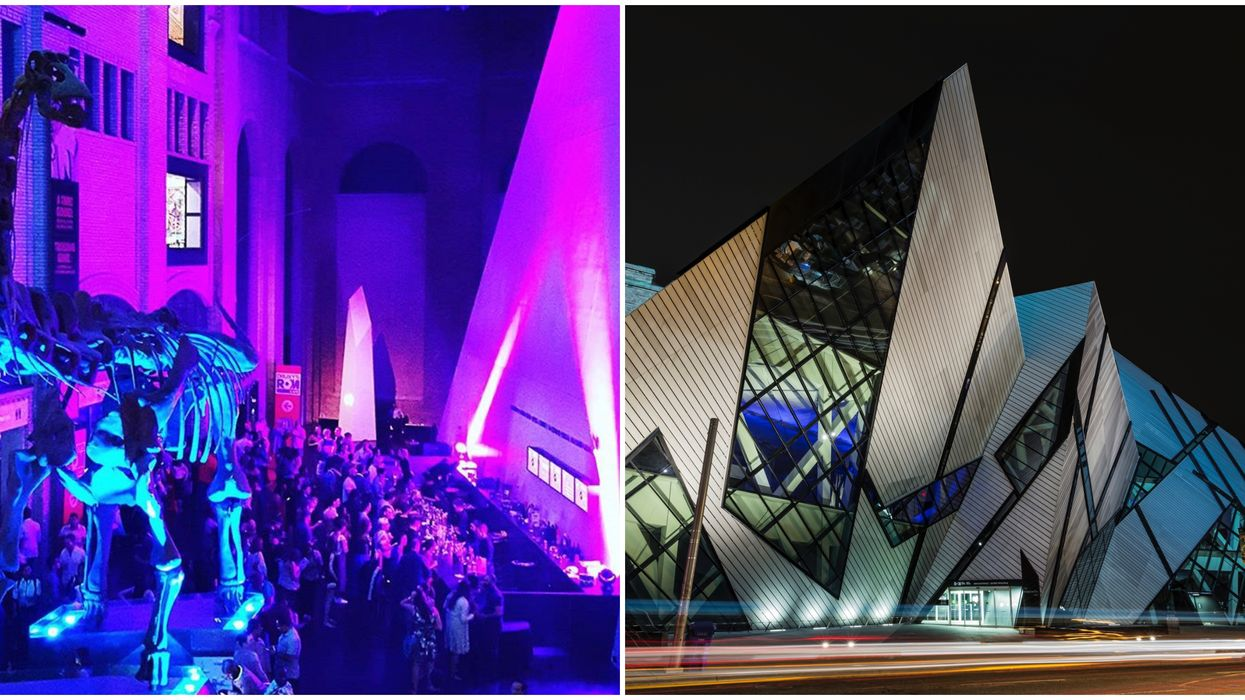 The ROM Is Hosting A Massive After Hours Boozy Party This Weekend For Canada Day