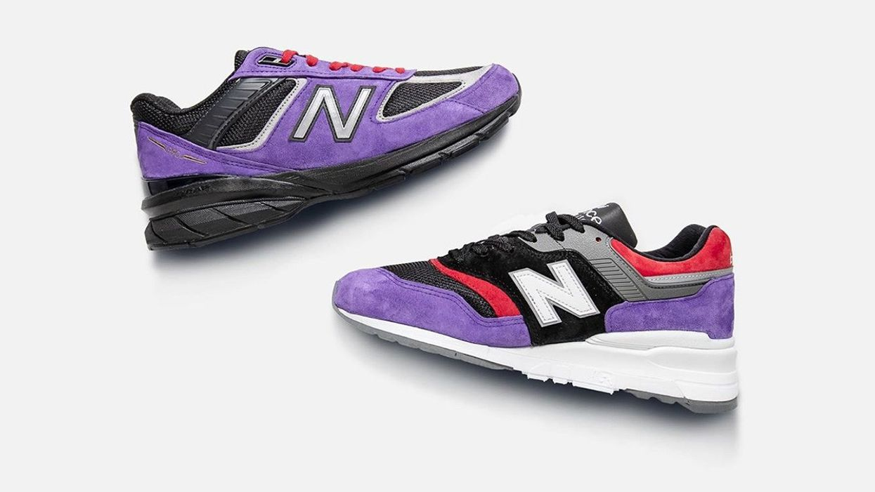 New Balance's Raptors Shoes Now Cost More Than A Year Of University