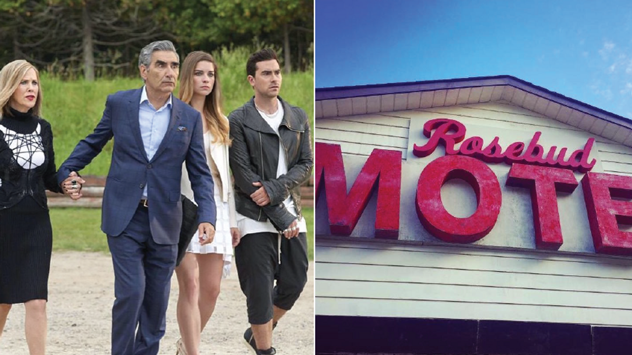 Here Are All The Places 'Schitt's Creek' Films If You Want To Meet The Cast