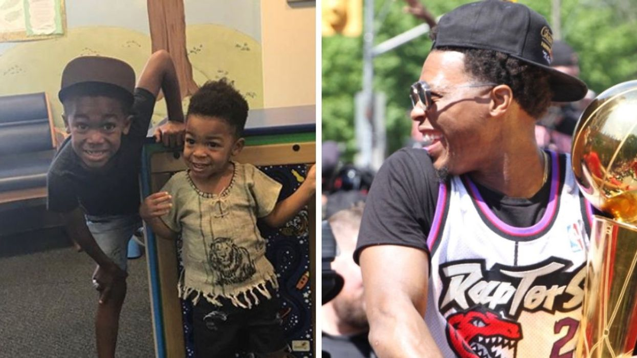 Lowry Opens Up About His Kids' Adorable Reactions To The Raptors Championship Win