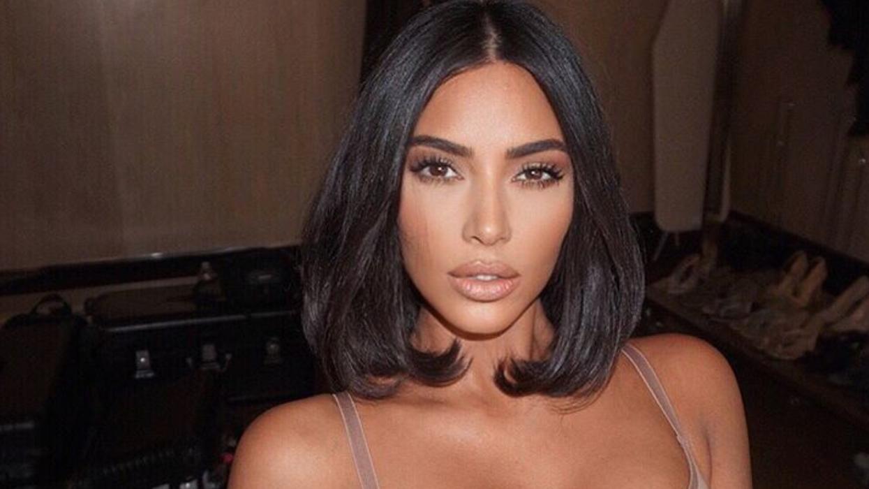 Kim Kardashian sème la controverse avec ses nouveaux sous-vêtements très inclusifs et un hashtag contre elle naît