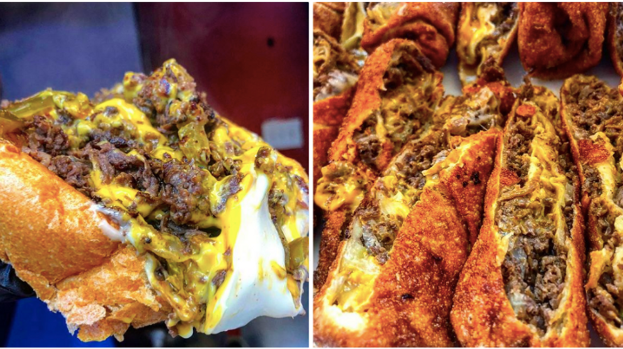 This Hidden Cheesesteak Joint In Atlanta Will Make You Feel Like You're Actually In Philly