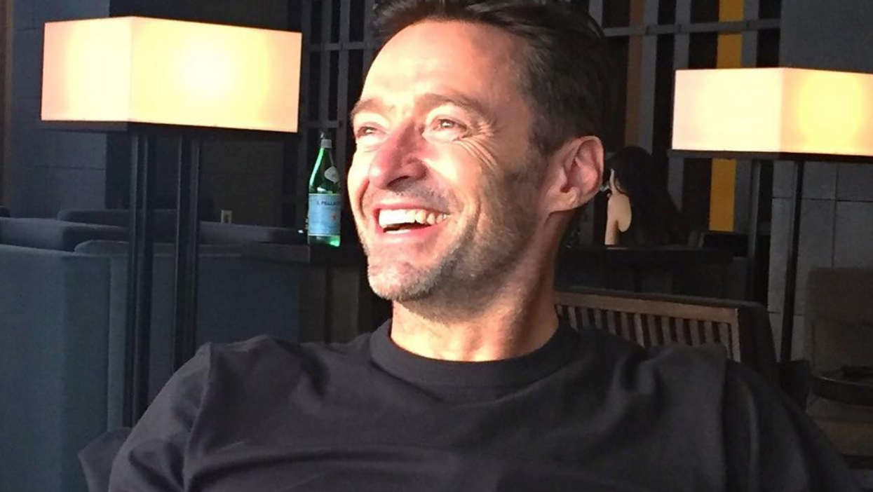 Hugh Jackman Had The Best Time At His Show In Toronto Last Night
