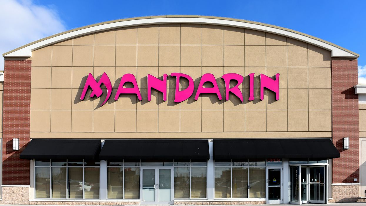 Mandarin Is Checking Citizenship Documents For Their Canada Day Buffet & People Are Furious