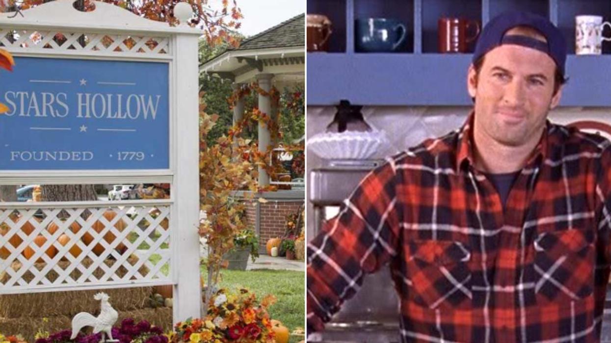 Le Gilmore Girls Fan Fest transforme un village d'Ontario en Stars Hollow et le vrai Luke sera présent pour servir ton café