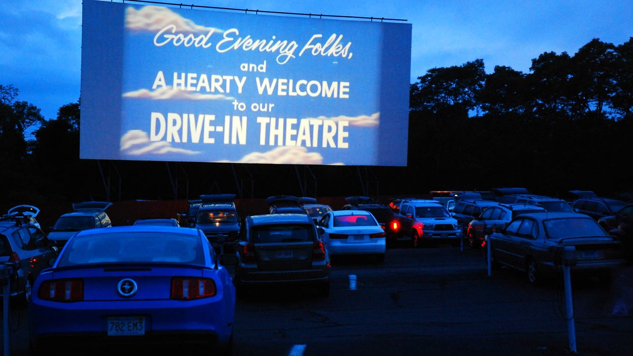 This Drive-In Theatre In Vancouver Is Showing FREE Blockbuster Movies All Summer
