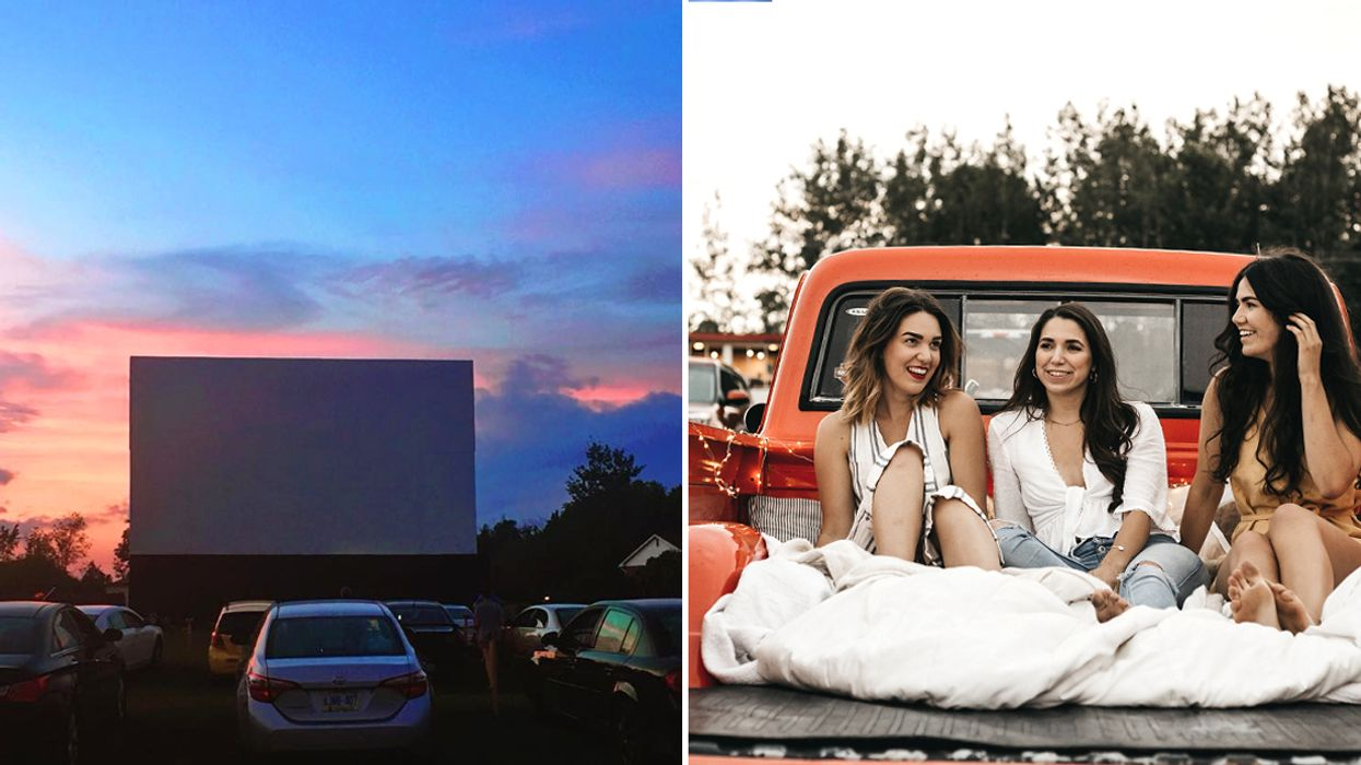 This Drive-In Theatre Near Ottawa Is Showing Blockbuster Movies All Summer