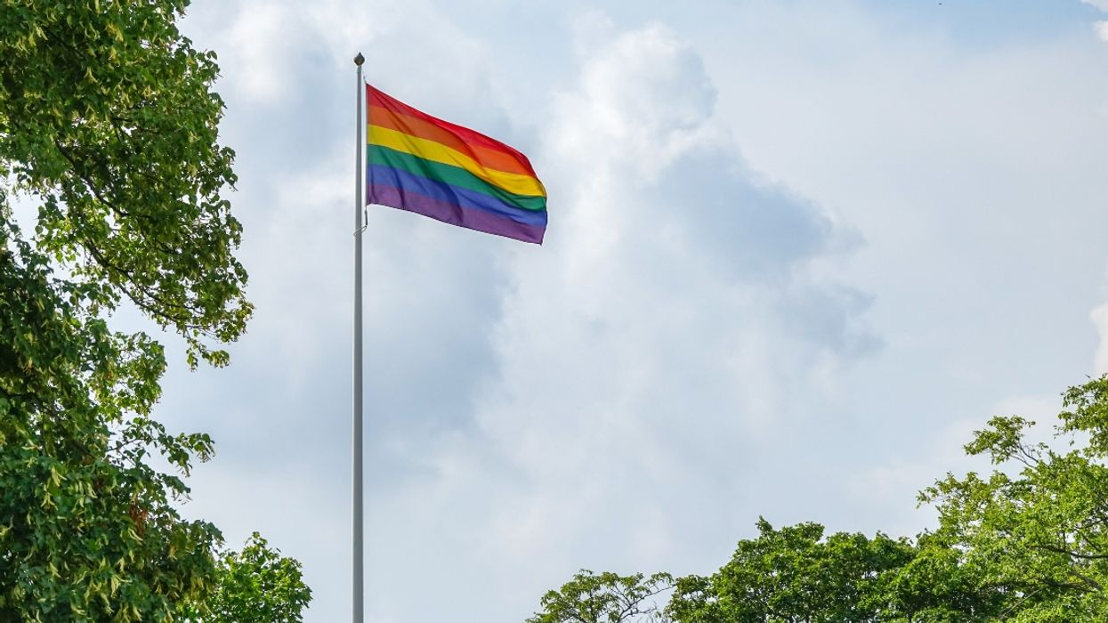 Canadian School's Pride Flag Was Burned & Students Are Outraged