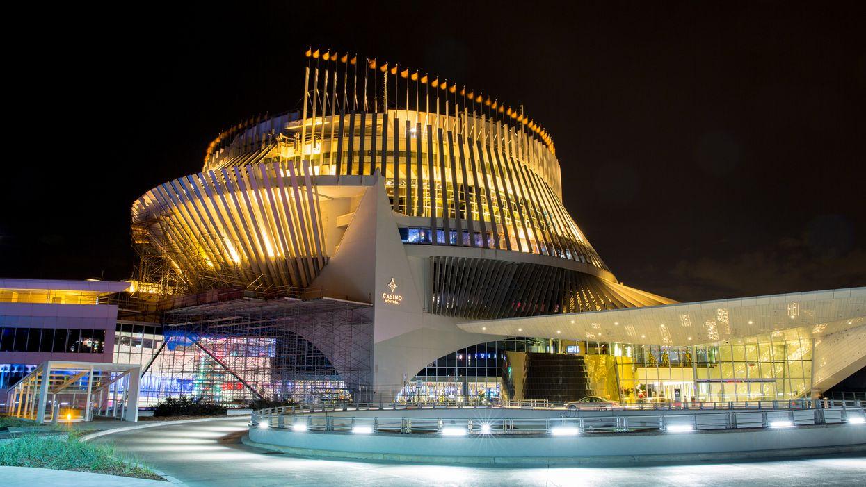 Le Casino de Montréal se transforme en terrain de jeux futuriste