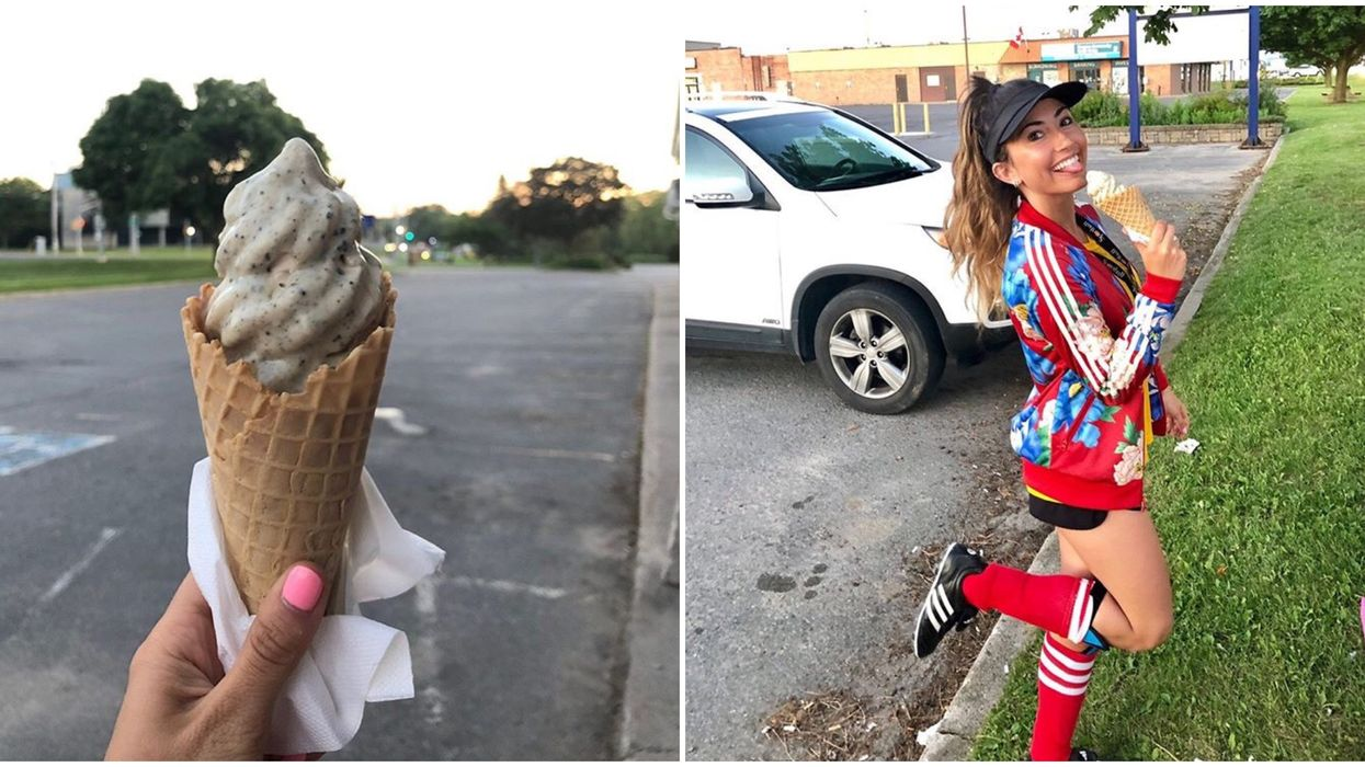 This Ice Cream Parlour In Ontario Offers 55 Flavours Of Soft Serve And You Need To Try Them All