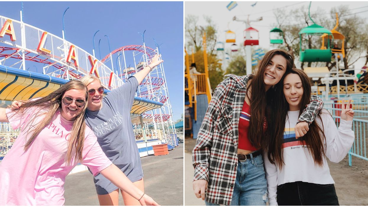 This Retro Amusement Park In North Texas Is Like Something Out Of An 80s Movie