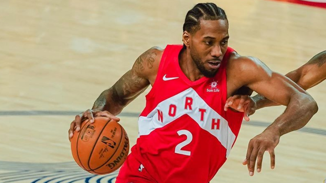 """5 Kawhi Quotes That """"Prove"""" That He's Definitely Re-Signing With Toronto, According To Fans"""